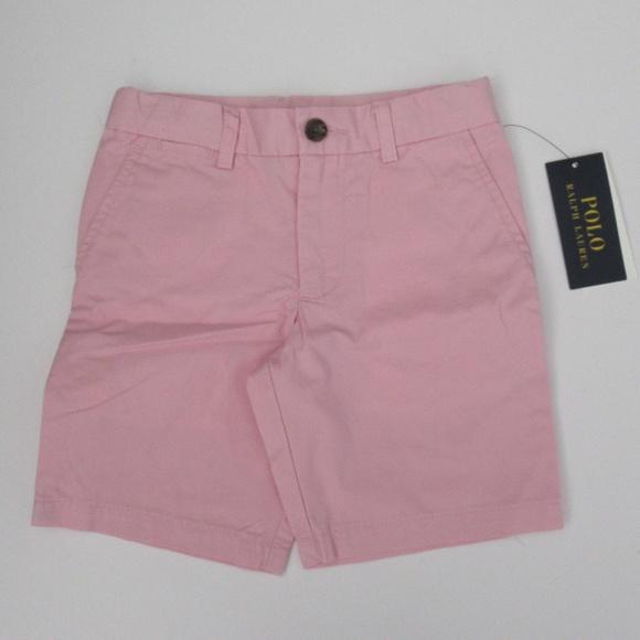 Polo by Ralph Lauren Other - Ralph Lauren Adjustable Waist Cotton Shorts NWT